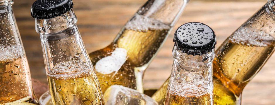 Flaschentypen - Bier